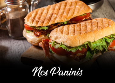 commander Paninis en ligne à  nancy